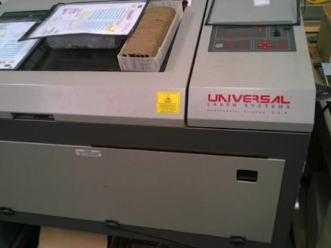 Universal digital equipment brokers for Universal laser systems