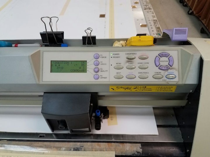 Graphtec Cutting Plotters Fc 5100 Fc 7000 Digital