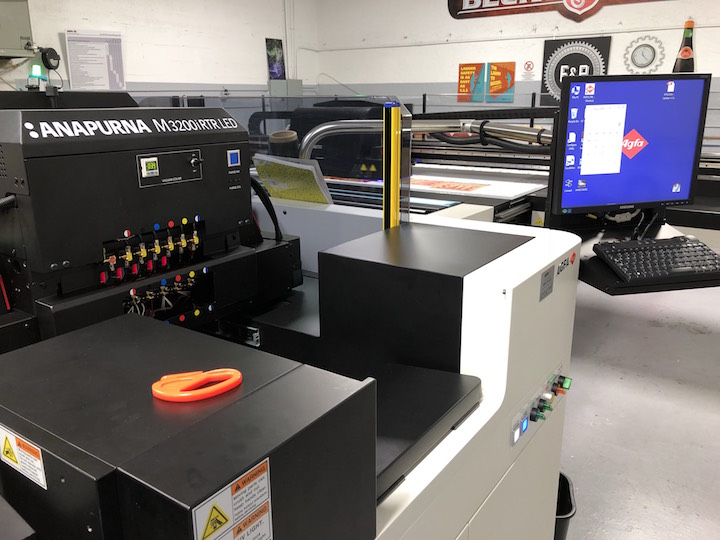 2017 Agfa Anapurna M3200i Rtr Led Digital Equipment Brokers